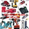 Thumbnail nicd repiar guide, diy fix, fix agatec batteries