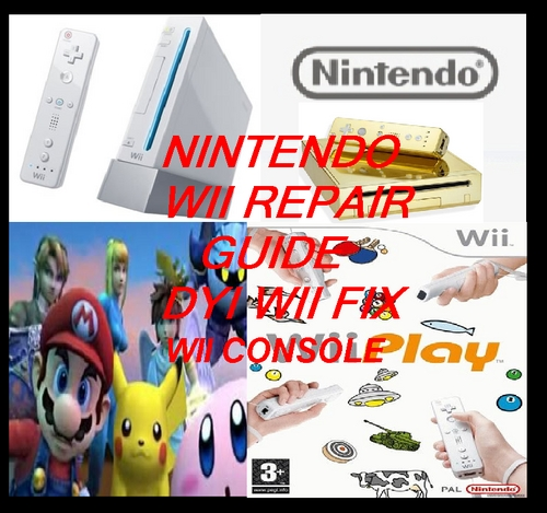 Product picture How to Copy data to SD card  Wii Repair Guide